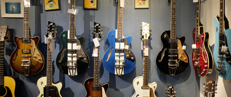 Musik Saller - E-Gitarren