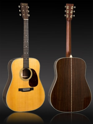 Martin D-28 (2018) reimagined