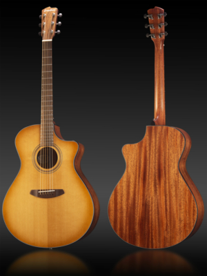 Breedlove Organic Signature Concerto Copper
