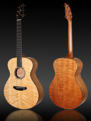 Breedlove Custom Shop Concert POC
