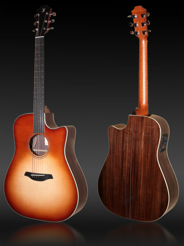 Furch Green DC-SR Sunburst Masters Choice
